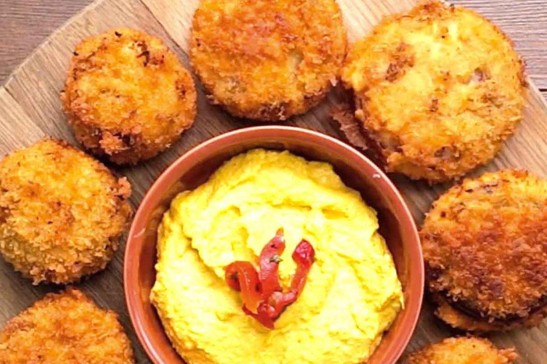 Ricetta falafel canapa lenticchia