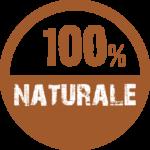 100 per cento naturali