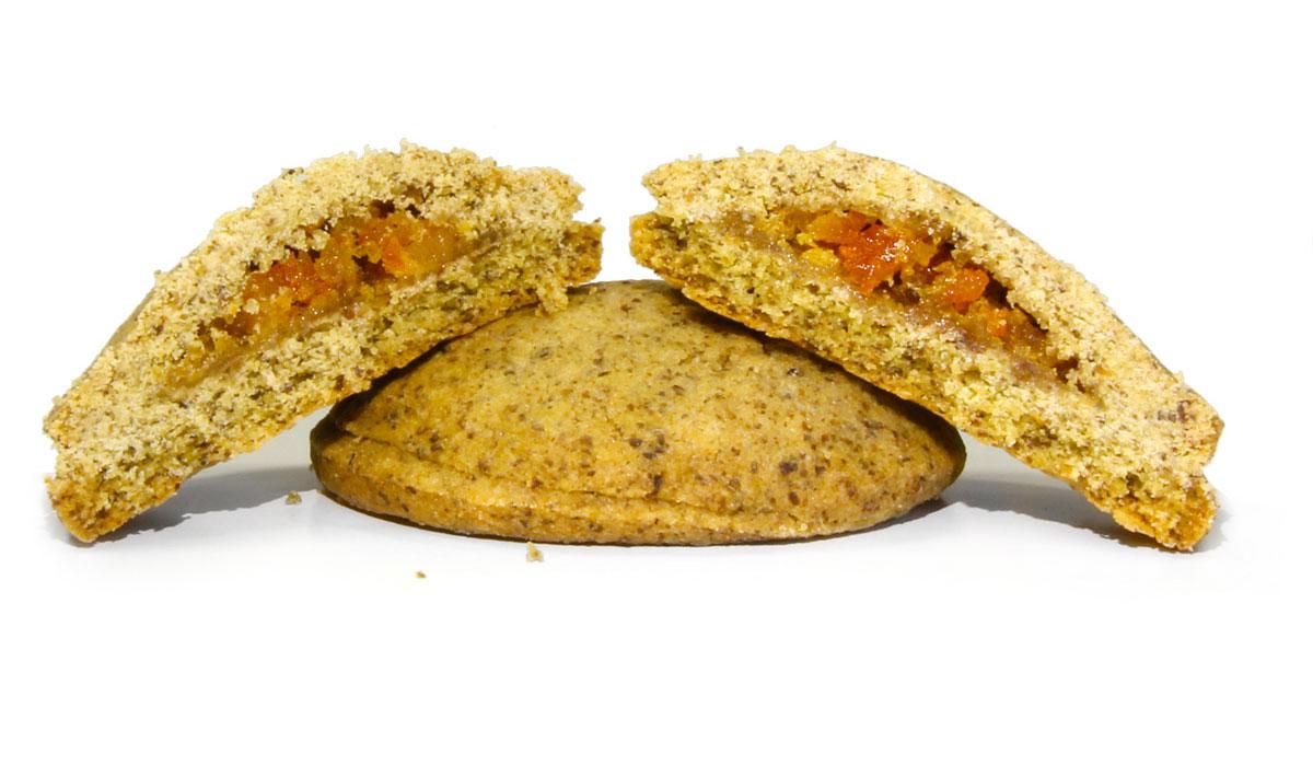 biscotti canapa arancio