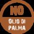 Prodotto senza olio di palma